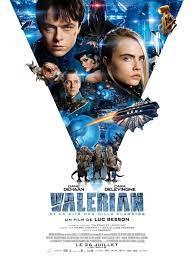 Film: Valerian – Die Stadt der Tausend Planeten (2017)