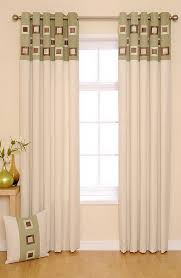 Curtain for the living room Brown Top Dreamer 20 Modern Living Room Curtains Design