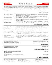 entry-level-engineering-resumes-skyesgraduatingresume 8+ entry level  engineering resumes