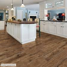 Interesting Wood Tile Flooring In Kitchen Super Cool Option Instead Of Putting On Intended Concept Ideas