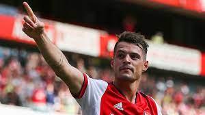 Granit Xhaka: Arsenal midfielder close ...