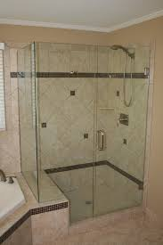 glass shower enclosures shower door installation dulles glass
