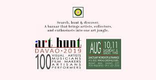 Graphic Design School In Davao Ngilngig Roadshow At The Art Hunt Ngilngig