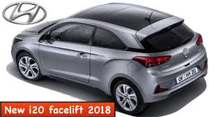 New Hyundai i20 2018 Facelift Launch,Features and Specifications ...