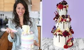 Celebrity Birthday Cake Designs Cake Designer Georgia Green Reveals How She Founded A