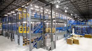 warehouse mezzanine modular office. Adding A Mezzanine Warehouse Level Can Provide Cost-effective Solution. Logic Material Handling, Inc. Is Your Source For Complete Design And Modular Office