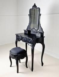 black bedroom vanity antique black bedroom furniture