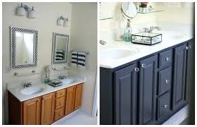 white bathroom cabinets with granite. White Granite Bathroom Cabinets Dark Oak Vanity . With W