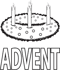 Small Picture FREE Printable Advent Wreath Coloring Page for Kids