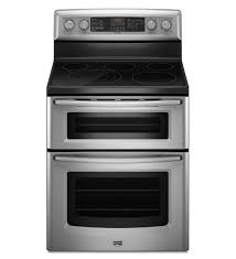 the maytag gemini double oven makes dinner for twelve a job for one