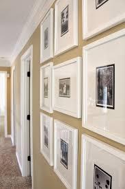 Hallway Wall Ideas Creating My Gallery Frame Hallway A Few Decor Updates