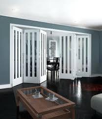 glass bifold internal doors internal folding sliding interior glass bifold doors uk