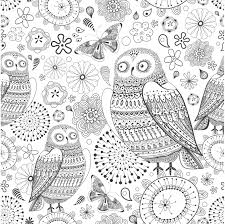 Anti Stress 8 Relaxation Printable Coloring Pages Dessin Anti Stress A Imprimer L