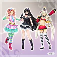 Tales of Berseria - <b>Idolm</b>@<b>ster</b> Costumes set