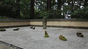 how the portland japanese garden came