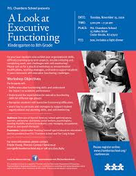 a look at executive functioning kindergarten to th grade to print out the conference registration form please click here