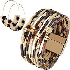 Beige - Bracelets / Jewelry: Clothing, Shoes & Jewelry - Amazon.com