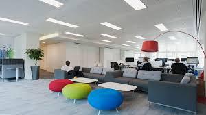 open floor office. Save Image Gemserv Offices - Workplace Design Open Plan Floor Office