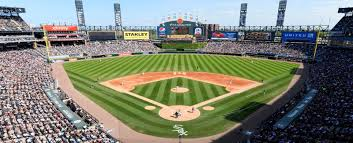 Guaranteed Rate Field Seating Chart With Rows Guaranteed Rate Field Tickets Chicago Stubhub
