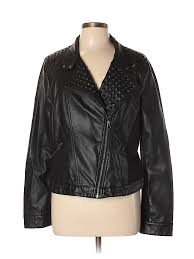 pin it rock republic women faux leather jacket size xl