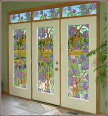 stained glass window film : Types and Styles Faux Stained Glass ...