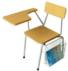 classroom desks and chairs. Steel Classroom Furniture Desk And Chairs For College Students With Writing Pad Desks