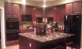 kitchen ideas cherry cabinets. Kitchen Colors Cherry Cabinet Large Size Of With Dark Cabinets Luxury Wall . Ideas