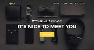 How To Code A Stylish Portfolio Design In Html Css 20 Best Free Responsive Html5 Web Templates In 2018