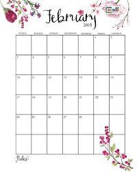 february printable calendar 2019 cute february 2019 calendar calendars calendar 2019 calendar