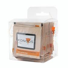 <b>Konoos KTS</b>-<b>30</b> Чист. <b>салфетки</b> для ЖК-экранов (30шт KTS-10 ...