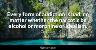 Addiction Quotes BrainyQuote Inspiration Addiction Quotes
