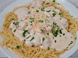 photo of red lobster s crab alfredo