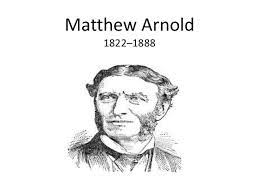 matthew arnold as a critic the last word poem by matthew arnold