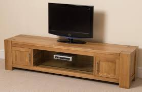 oak tv cabinet. Beautiful Oak Kuba Solid Oak Widescreen TV Unit Inside Tv Cabinet V