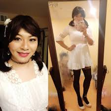 allison ax on twitter late cinco de mayo party last night crossdressing crossdress ootd makeup 女装 女装男子 女装子 男の娘