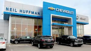 Neil Huffman Chevrolet Buick GMC Dealership in Frankfort, KY