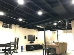 best basement lighting. Basement Lights Interesting Design Light Fixtures Cool Inspiration Ceiling With Best Exposed Ideas On Lighting