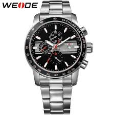 online buy whole nice mens watch from nice mens watch weide casual watch men quartz luxury brand relogio masculino waterproof complete calendar military watches nice clock