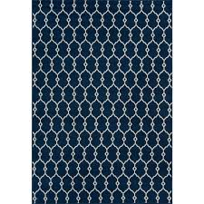 momeni baja navy 5 ft x 8 ft indoor outdoor area rug baja0baj 2nvy5376 the home depot
