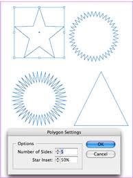 To group elements as a whole, drag a dotted line (marquee) around them with the pointer tool. Draw Shapes In An Indesign Cs5 Publication Dummies