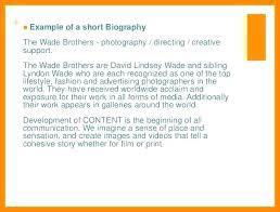 visual artist bio template artist bio bio exle artist bio to create a photography artist statement visual artist bio template write