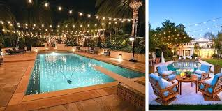 swimming pool lighting ideas. Outdoor Pool Lights Memorial Day Patio Lighting Hometown Evolution Pole Swimming Ideas
