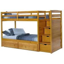 twin over full bunk bed plans with stairs . Twin Over Full Bunk Bed Plans With Stairs