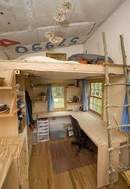bunk bed office underneath. Unique Bed On Bunk Bed Office Underneath E