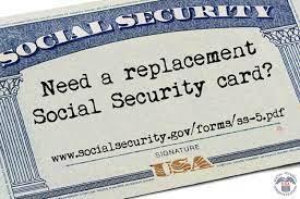 social security cards