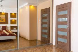 image mirror sliding closet doors inspired. Mirror Sliding Closet Doors For Bedrooms Images With Stunning Mirrored Door Track 2018 Image Inspired E