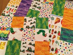 Very Hungry Caterpillar Archives - Sarah Goer Quilts & I'm currently working on four(!) Very Hungry Caterpillar quilts. My son's  room is decorated in The Very Hungry Caterpillar and he has a cuddle quilt,  ... Adamdwight.com