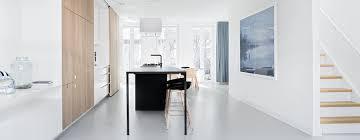 Amsterdam Spacious Apartment Transforms This Amsterdam Apartment Into A Spacious Loft Using