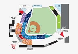 Seating Map Pricing Chickasaw Bricktown Ballpark Seating
