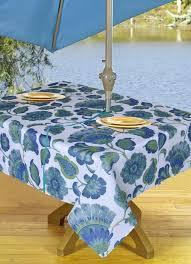 umbrella tablecloth with zipper mesmerizing outdoor tablecloths with umbrella hole and zipper for your patio table umbrella tablecloth
